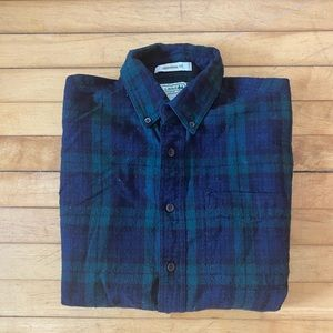 L.L. Bean flannel